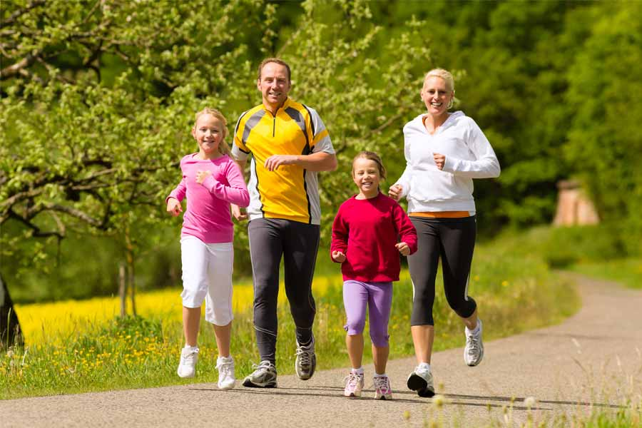 4 tips to prep for outdoor running this spring