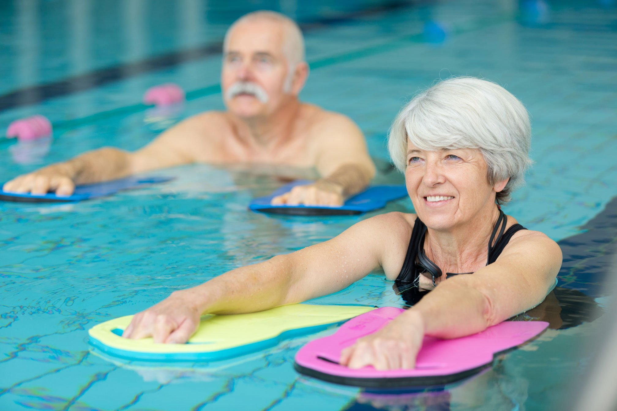 Aquatic Physical Therapy Rock Valley Physical Therapy