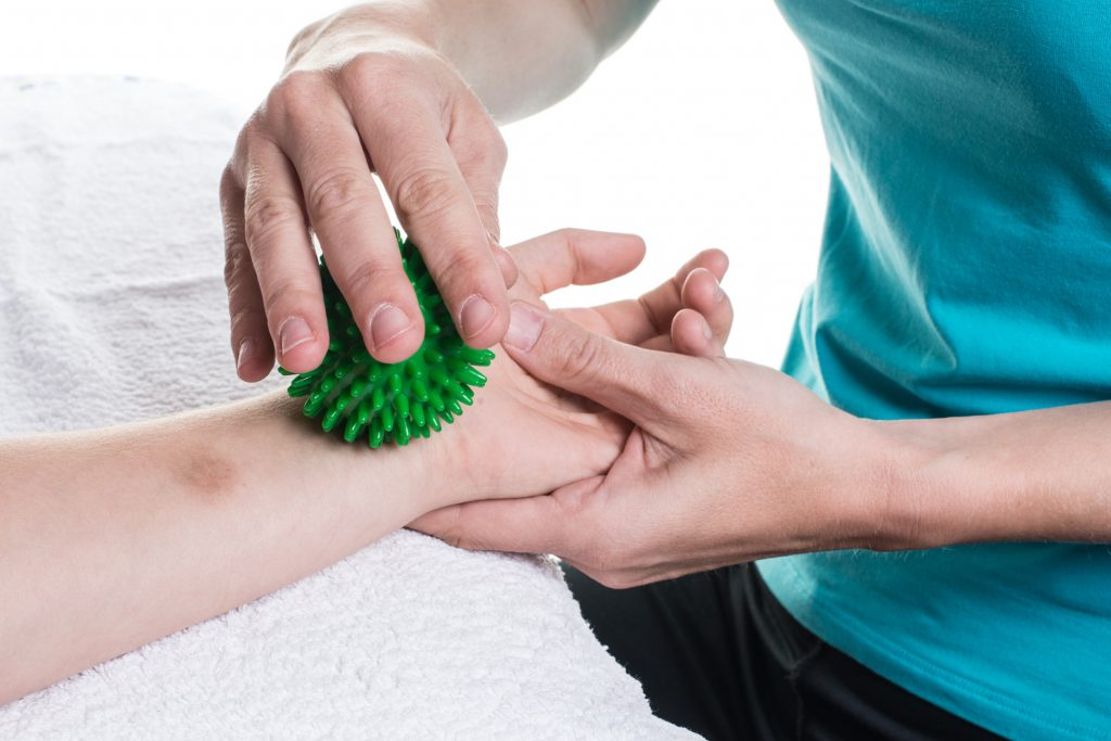 Occupational and Hand Therapy